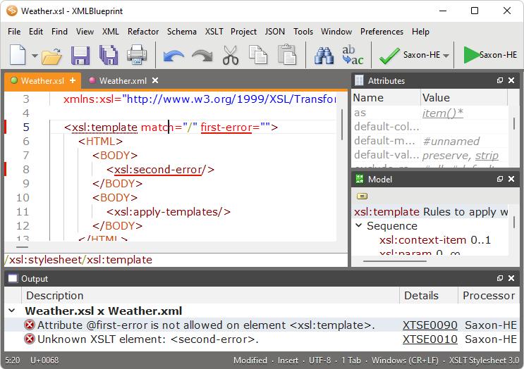 What is XMLBlueprint?