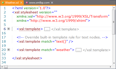 Xml editor xmlblueprint xml refactoring malvernweather Choice Image
