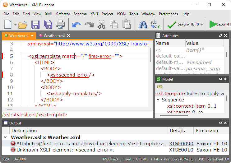 Download xml editor xmlblueprint xml editor light malvernweather Choice Image